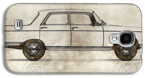 1960 Peugeot 404 Galaxy S4 Case