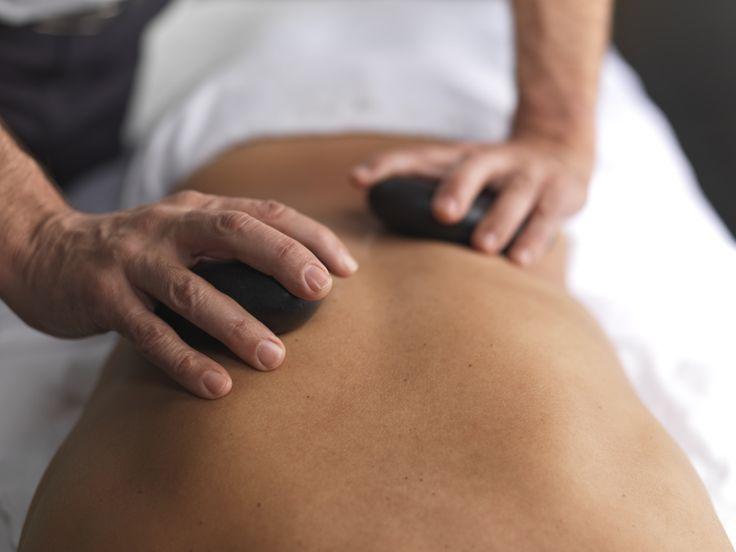 Massage aux pierres chaudes www.orthoacademie.com