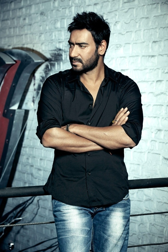Best Stylish Ajay Devgan