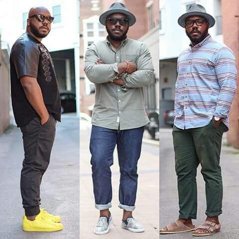 Notoriously Dapper Blog Big Handsome Amp Stylish Man Big
