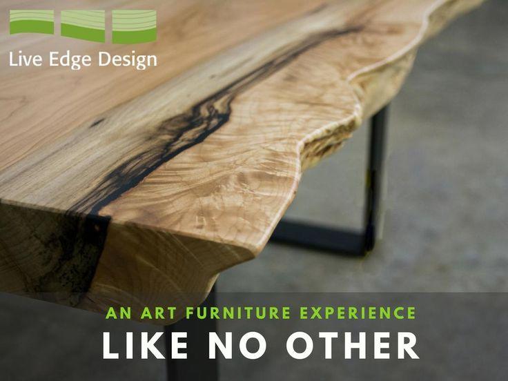 Live Edge Design April Newsletter 2017