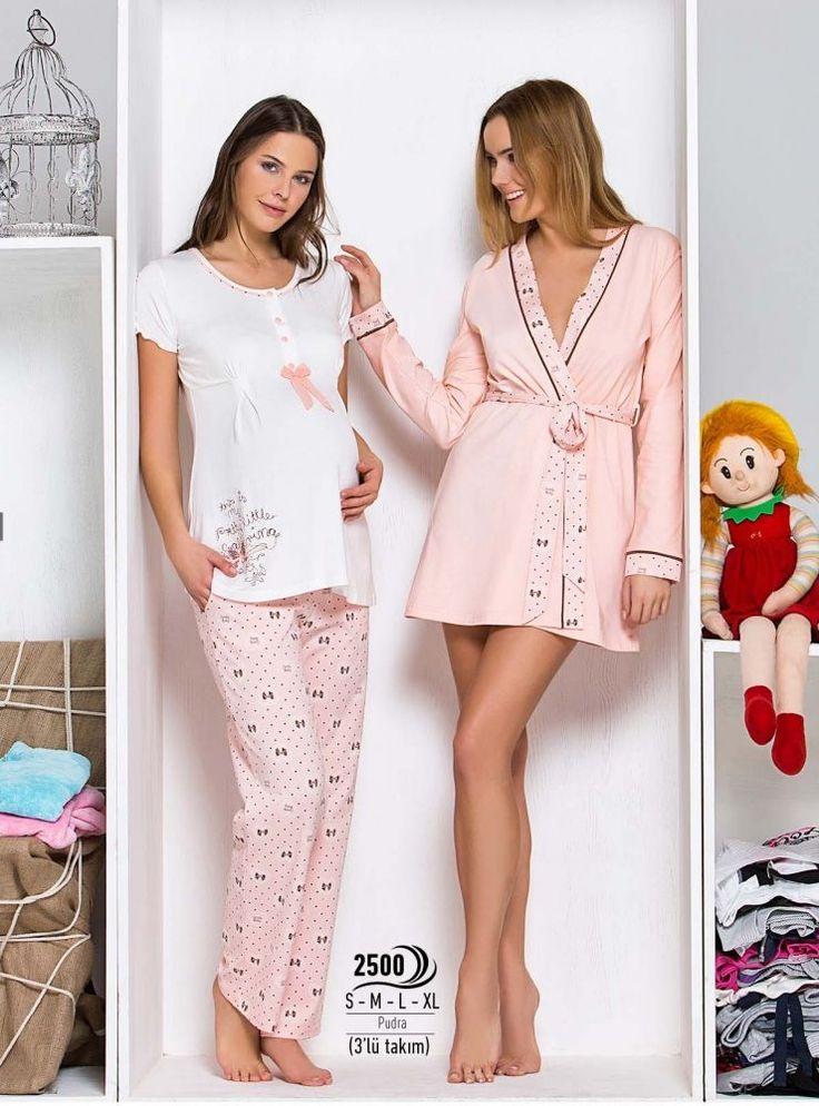 Tuğse, Yeni Sezon 3'lü Lohusa Pijama Takımı 2500 #hamilegiyim #lohusagiyim #hamilepijama #lohusapijama #lohusasabahlık #hamilesabahlık