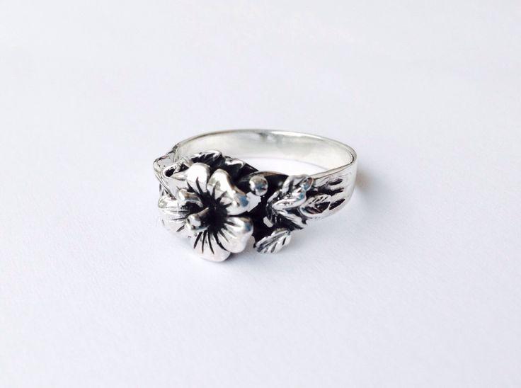 My new flower garden ring https://www.etsy.com/listing/484357082/flower-ring-nature-ring-botanist-leaf  #flower #florist #jewelry