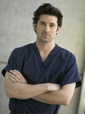 Dr. McDreamy :) <3 is it weird that I find a 47 year old man attractive?