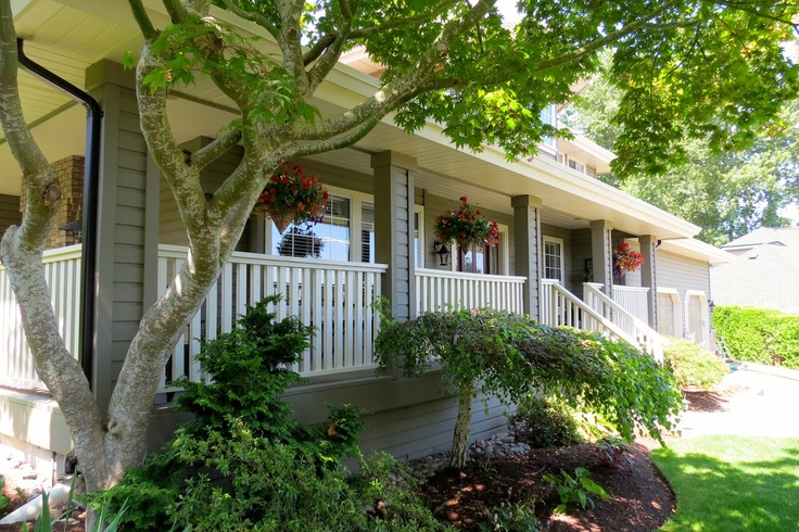 8 Best Closer Look Brown Exterior Images On Pinterest Closer Painting Services And Vancouver