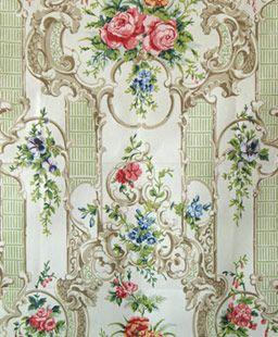 Rose Cumming - Rococo Stripe