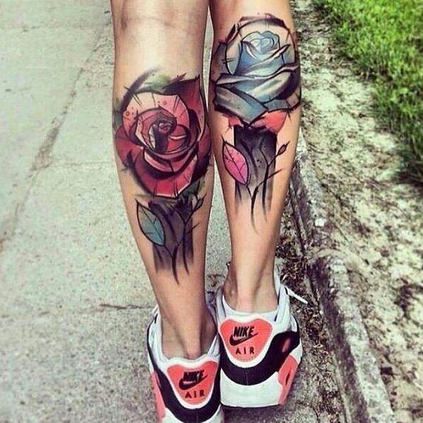 I'm just loving these calf pieces by @getbambam, pretty awesome huh? Double tap if you like & TAG a friend! ➡SOinked.com ➡SOinked.com #tattoo #tattoos #amazingtattoos #tattoooftheday #besttattoos #crazytattoos #cooltattoos #tattooculture #tattooart #tattooed #tattoolife #superbtattoos #superb_tattoos #the_inkmasters #tattoosnob #inkedup #inkjunkeymag #inkstagram #inkaddicts #inkjunkeyz #tattooartist #tattooworkers #tattoo_artwork #tattoodlifestyle #s4s #f4f