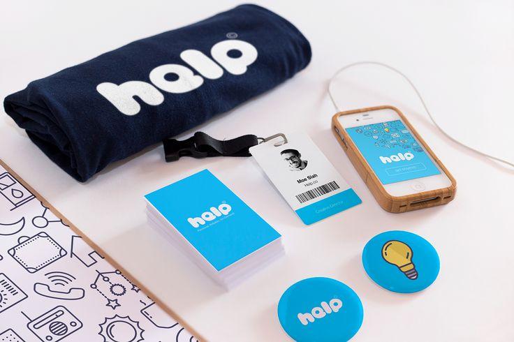 Help Mobile Branding and UI/UX on Behance