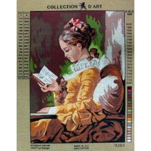 Collection D' Art canvas 11.184