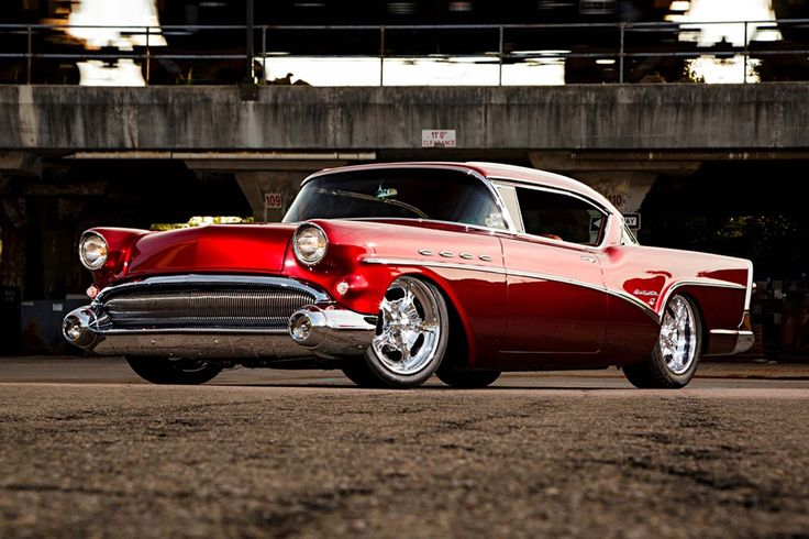 1957 Buick Custom Roadmaster - SEMA 2015