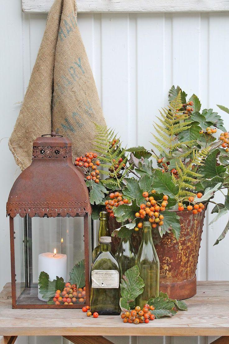VIBEKE DESIGN: Autumn in Vibeke Design store!