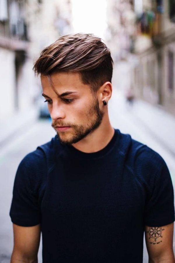 Epingle Sur Hommes De Cheveux