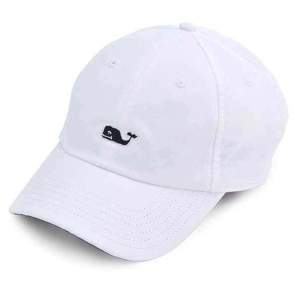 Performance Baseball Hat ($34) ❤ liked on Polyvore featuring accessories, hats, baseball caps, baseball caps hats, ball cap, sports hats and sports baseball caps