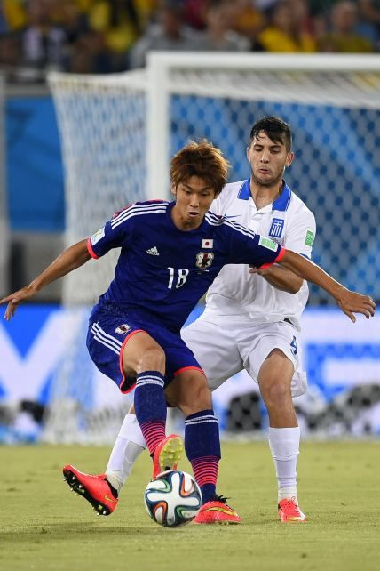 Al principio del partido fue clave la movilidad de Yuya Osako, sacó dos disparos peligrosos y