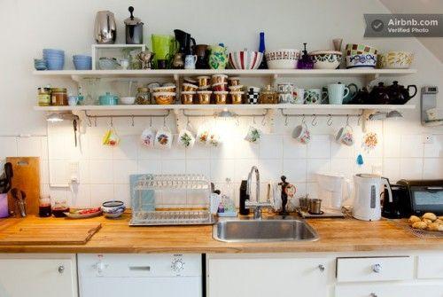 Lola Baidel - skønt interview, skønt køkken