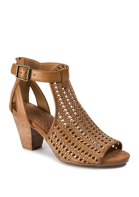 b588dc88c BareTraps Reatha Woven Booties in 2019