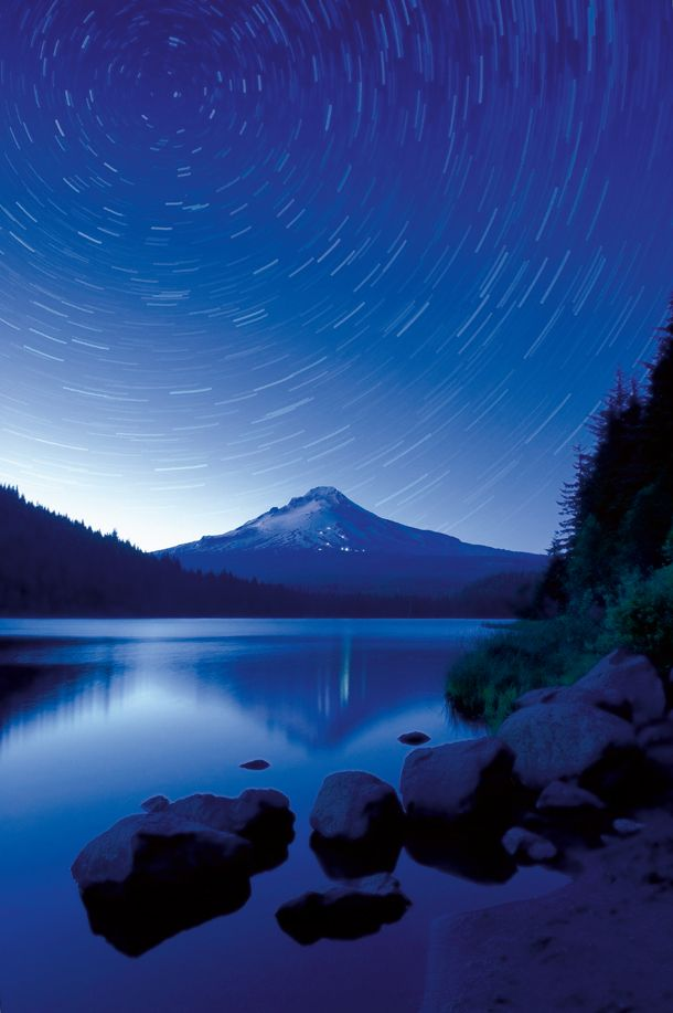 Star trails: how to use your camera's Bulb mode to capture stunning long exposures