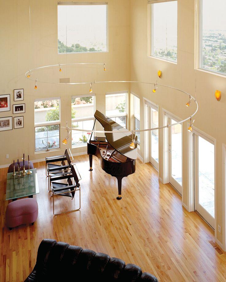 Track Lighting Living Room: 12 Best Track Lighting Ideas Images On Pinterest