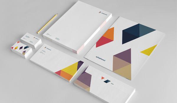 xylophonia™ Media Communication Agency UK by Hypercube , via Behance