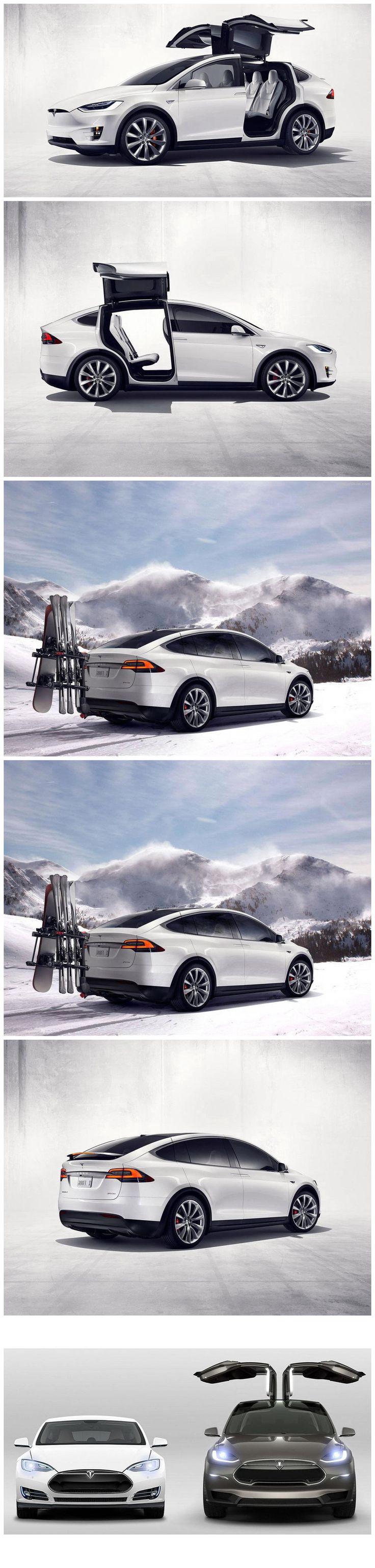 Tesla SUV MODEL X