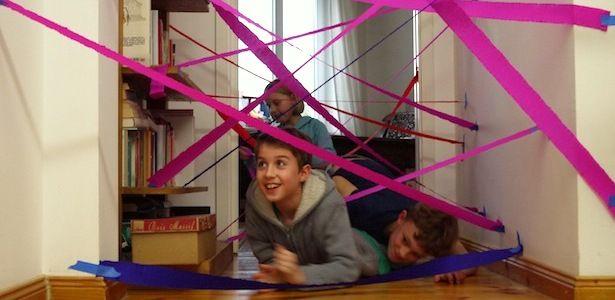 Ob Prinzessinen-, Piraten- oder Sonst-was-für-ein-Thema-Geburtstag.. oder einfach nur Adventstee mit Kindern: Dieses Spiel ist der absolute Hit.