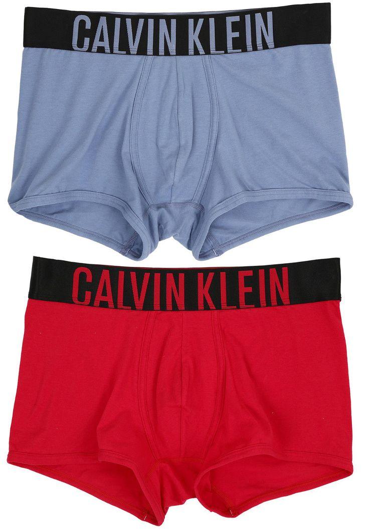 Calvin Klein Mens Underwear Power Cotton Trunk Underwear Boxer Briefs