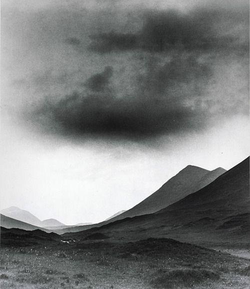 Bill Brandt, Lord Macdonald's Forest, Isle of Skye, 1947