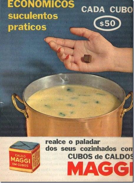 publicidade 60's