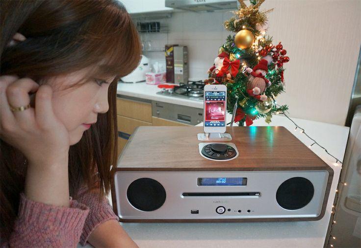 Merry Christmas with Ruark Audio