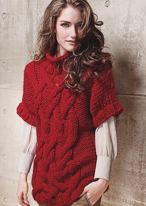 Красный свитер (60 фото): с чем носить, красно-зеленый свитер, в клетку, красно-синий свитер