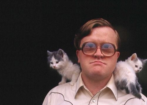 Trailer Park Boy's, Bubbles, a darling Cat Man (Mike Smith)