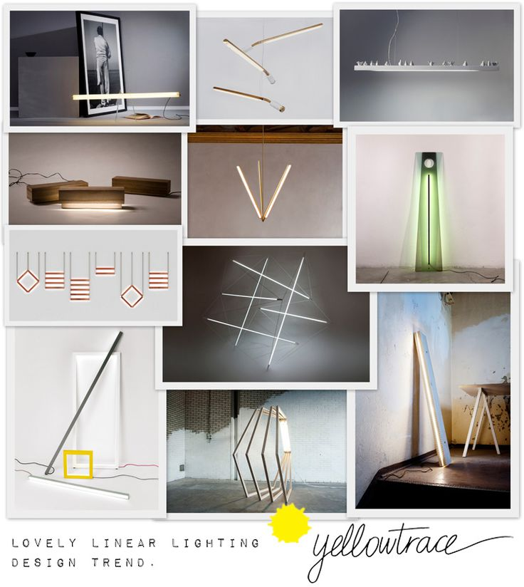 Bathroom Track Lighting With Amazing Trend: Best 25+ Linear Lighting Ideas On Pinterest