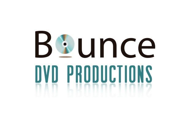 Bounce DVD Productions Logo Design www.designbc.com.au