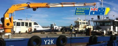 Y2K - Australian Marine Services For more details visit: http://seacogs.com/Vessels/Vessel?ID=288 #SEACOGS #Barges