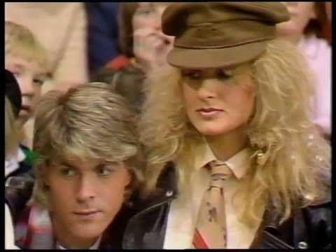 Bucks Fizz - Saturday Starship 1984