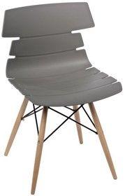 Nowoczesność i design! Krzesło Techno DSW wyróżnia się bardzo ciekawą formą, która przypadnie do gustu wszystkim zwolennikom niebanalnych i...