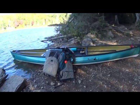 Lawrence Lake, Algonquin Provincial Park - YouTube