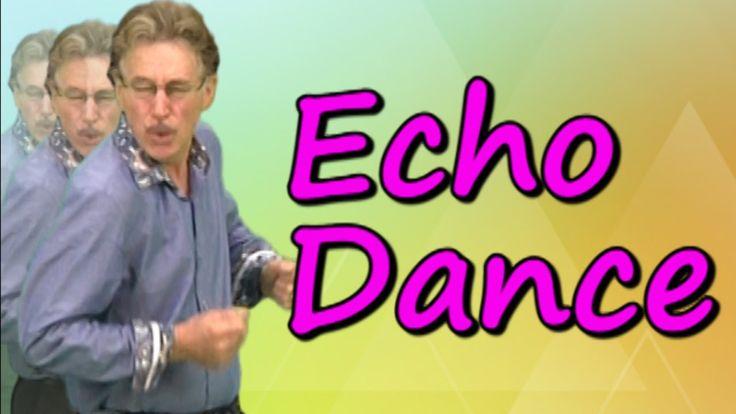 Echo Dance is a fun Brain Breaks song teaching kids to follow directions...