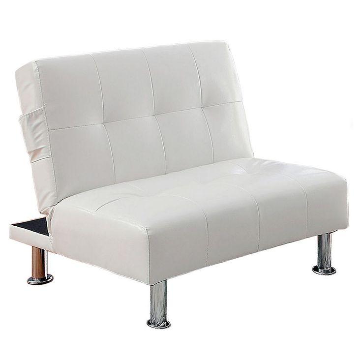 Venetian Worldwide Transitorio Futon Chair, White