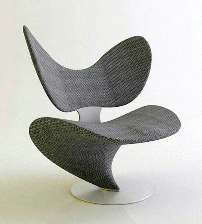 Modern Chair  Awesome Furniture Design!  Form Follows Function ... The  Illusion