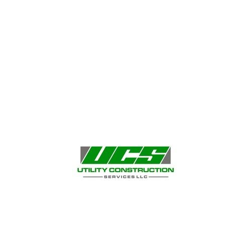 UCS or Utility Construction Services LLC - Construction Company needs Logo