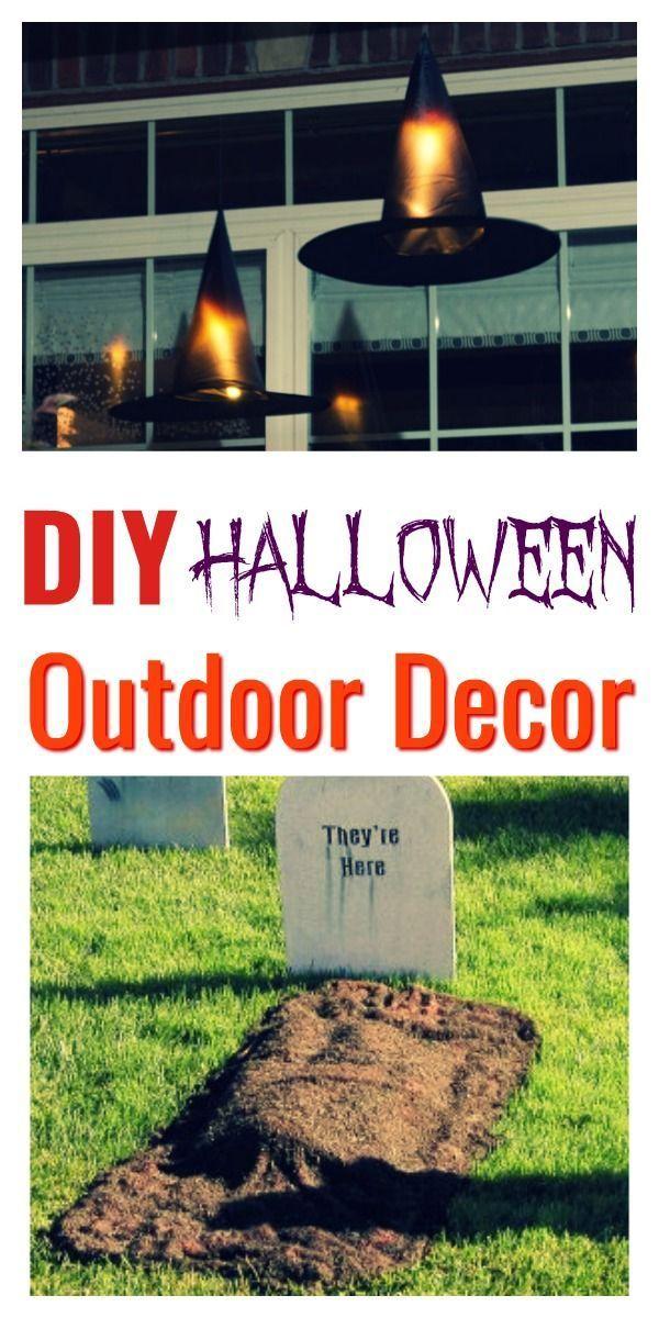 DIY Halloween Decoration Ideas Halloween Holiday Group Board