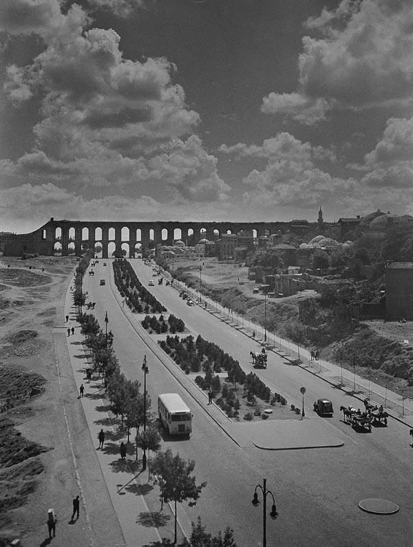 Unkapanı, İstanbul, #Turkey (between 1950-1960. Othmar Pferschy)