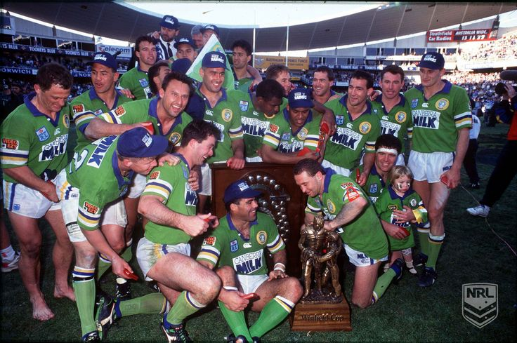 Canberra Raiders - 1994 Premiers