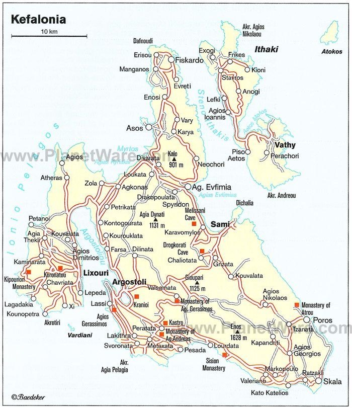 Kefalonia Floor Plan Map With Images Kefalonia Cephalonia