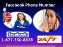 Call at Facebook Phone Number for eradicating annoying issues 1-877-350-8878 If you wish to eradicate the annoying Facebook issues completely, you are suggested to put a call at our Facebook Phone Number 1-877-350-8878 and talk to our technicians. Afterwards, all your issues will be sorted out by our techies within a short interval of time. for more information: http://www.emailcontacthelp.com/facebook-technical-support-number.html