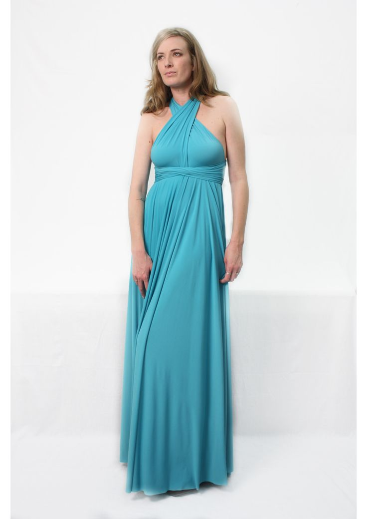 Evening length infinity dress R899.00  http://infinity-dress.co.za/infinity-dress-south-africa/Infinity-Dress-evening-length