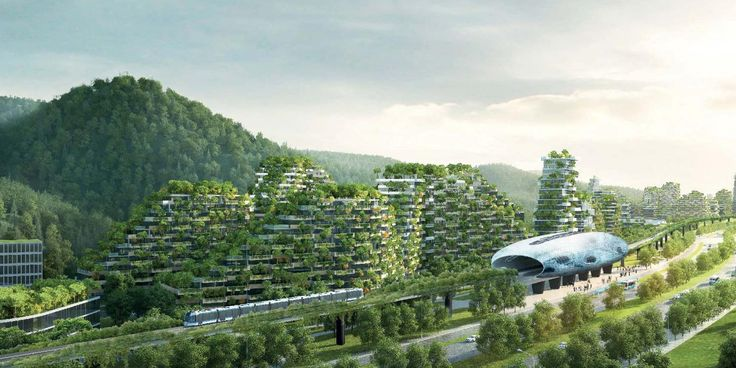 China's 'Forest City' to be completed by 2020 http://ift.tt/2slxN9d