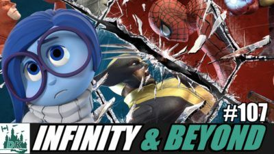 Infinity & Beyond #107 | Disney Infinity Shut Down  Marvel Ultimate Alliance Reaction