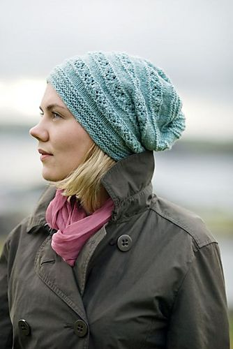 Norie by Gudrun Johnston. Just downloaded this pattern from Ravelry. Will do only 3 repeats of the lace pattern as some other knitters did. So pretty!